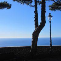 Blick vom Santuario di Nostra Signora di Montenero