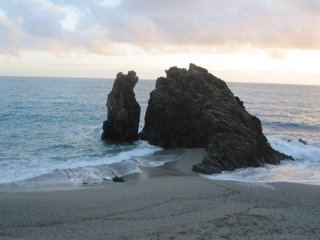 Küste bei Monterosso