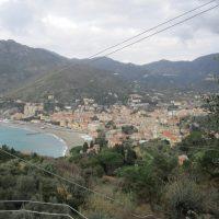 Blick auf Levanto