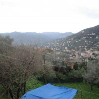 Blick auf Camogli