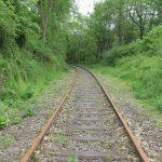 Schienen Olefbahn