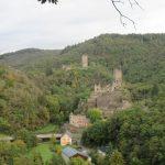 Oberburg und Niederburg in Manderscheid