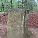 Grenzstein Aachener Wald