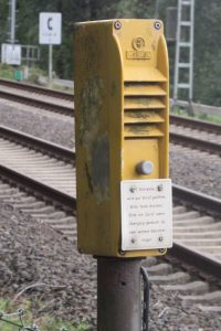 Bahnklingel