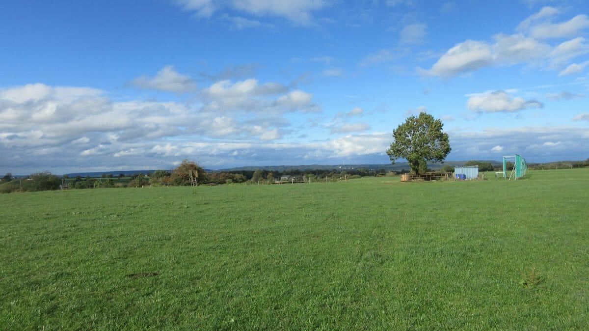 Tag 2 – zu Fuß durch die Ardennen: Kelmis- Eupen