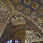 Aacher Dom - Deckenmosaik
