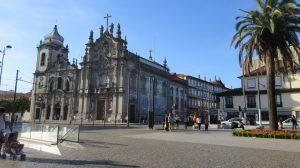 Karmeliterkirche in Porto