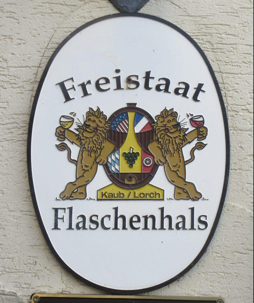 Freistaat Flachenhals