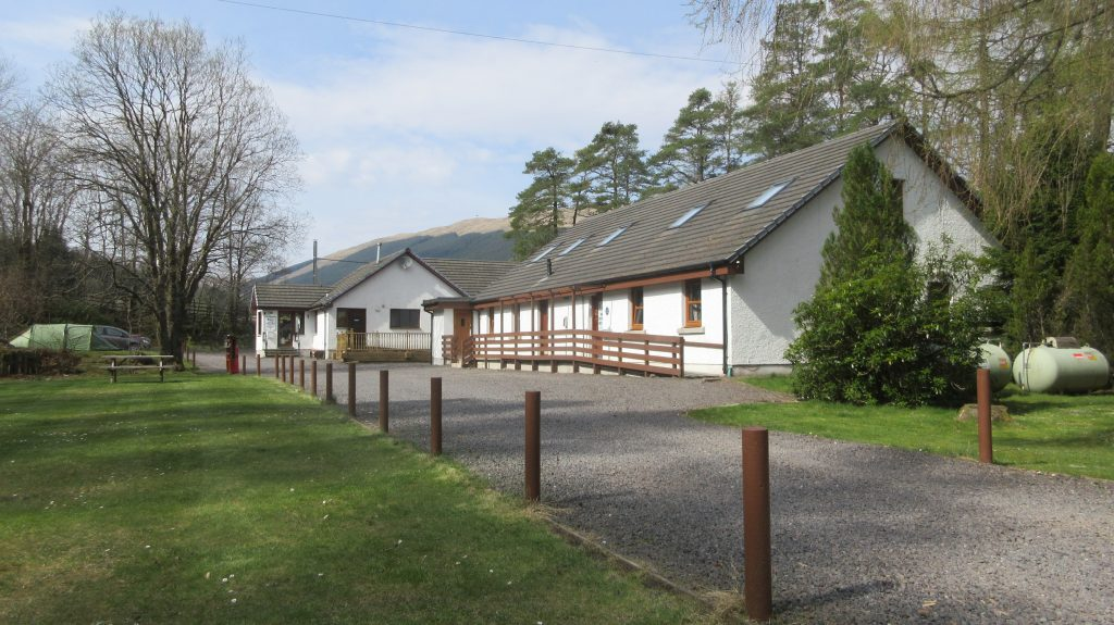 Hostel in Tyndrum