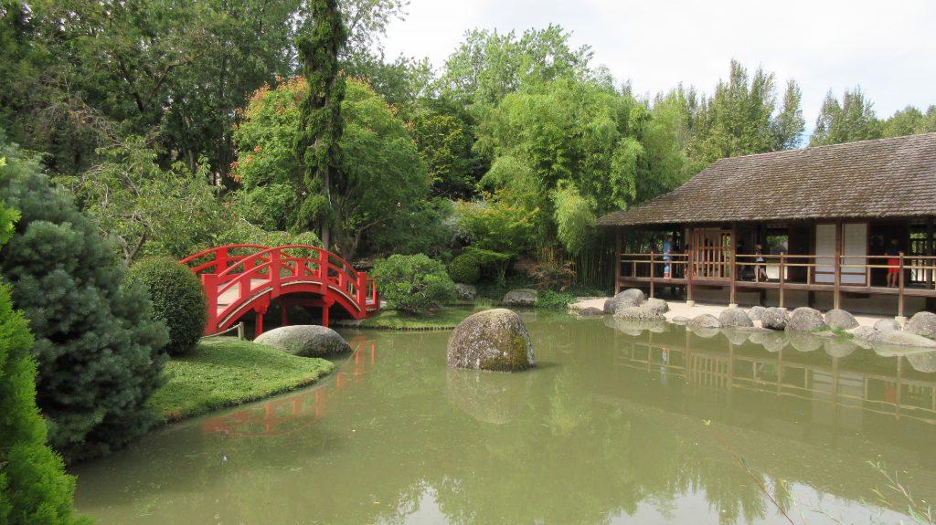 Japanischer Garten in Toulouse