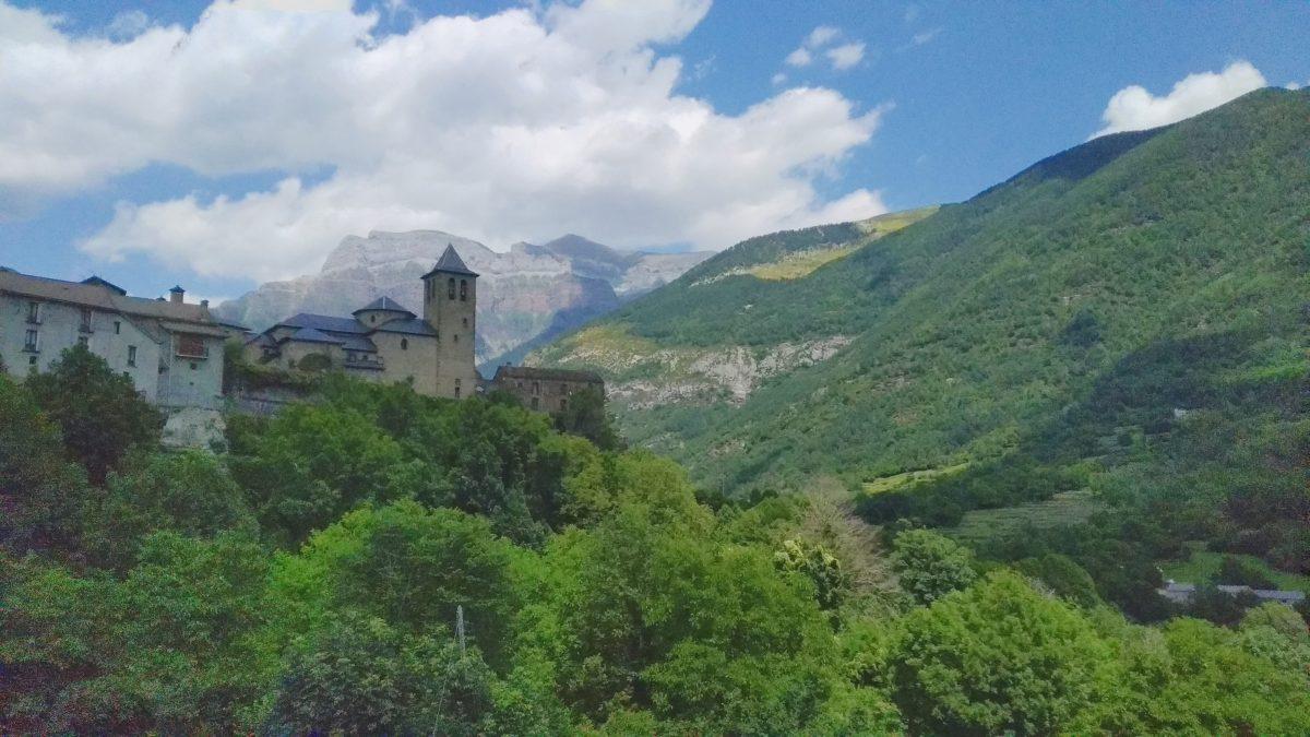 Tag 8 – Rund um den Cirque de Gavarnie im Nationalpark der Pyrenäen: vom Rifugio Bujaruelo nach Torla – ein halber Ruhetag