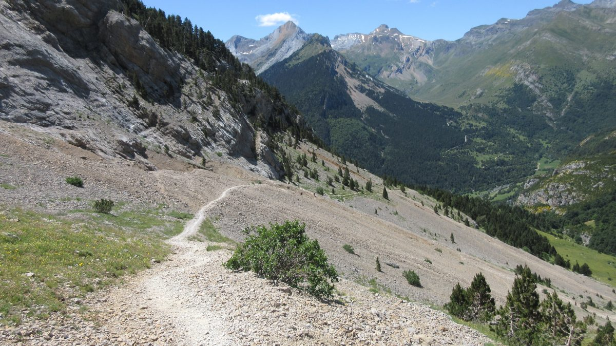 Tag 7 – Rund um den Cirque de Gavarnie im Nationalpark der Pyrenäen: Gavarnie – Rifugio de Bujaruelo