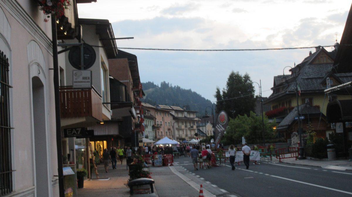 Tag 7 – Auf der Via alpina durch Slowenien, Italien und Österreich: vom Rifugio Zacchi nach Tarvisio