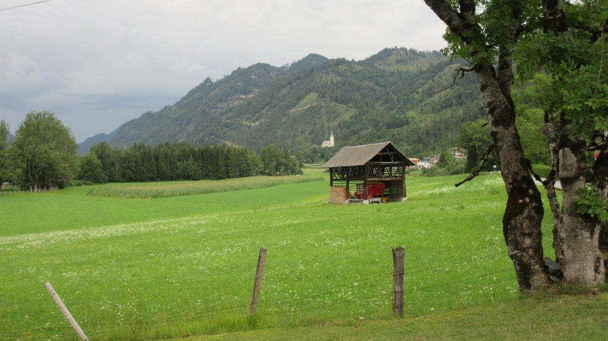 Tag 10 – Auf der Via alpina durch Slowenien, Italien und Österreich: von Hermagor nach Irschen