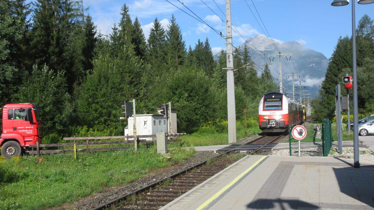 Tag 11 – Auf der Via alpina durch Slowenien, Italien und Österreich: Rückfahrt mit der Bahn nach Kelmis